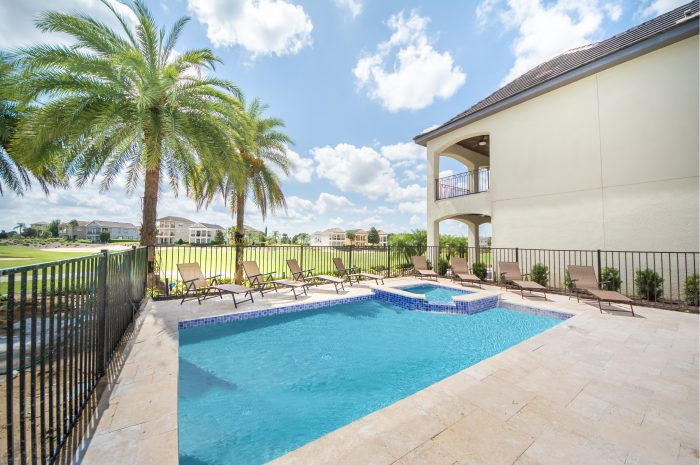 7B Reunion Orlando vacation rental home