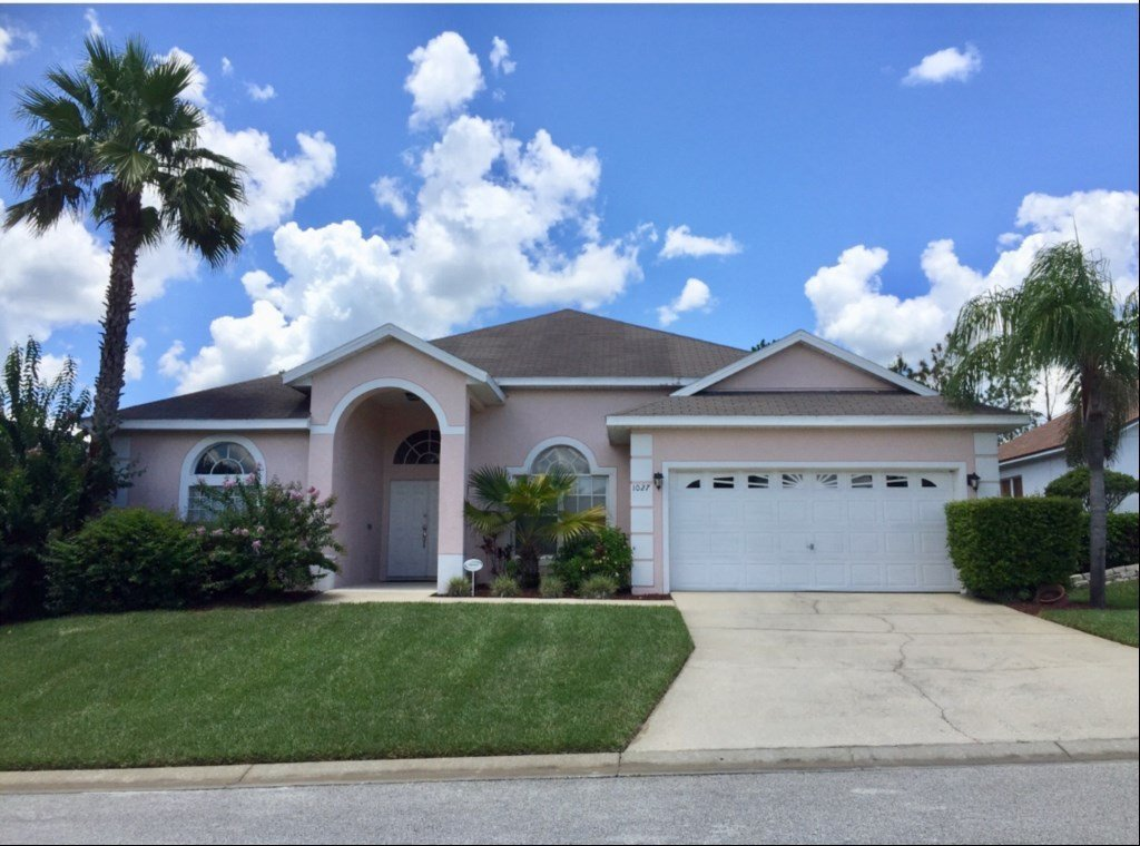 Orlando vacation rental home EVH1027WR - exterior
