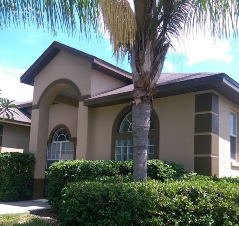 Hampton Lakes 4 Bedroom Orlando Vacation Rental Home