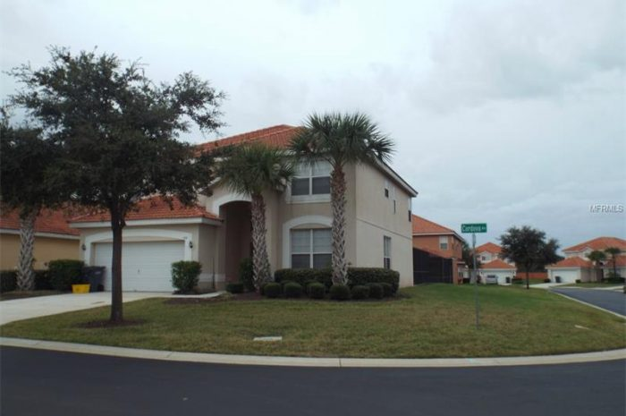 Orlando vacation rental home Cordova
