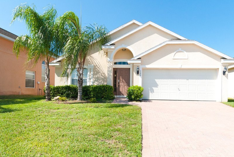 Orlando vacation rental home OPVV129VZ - exterior