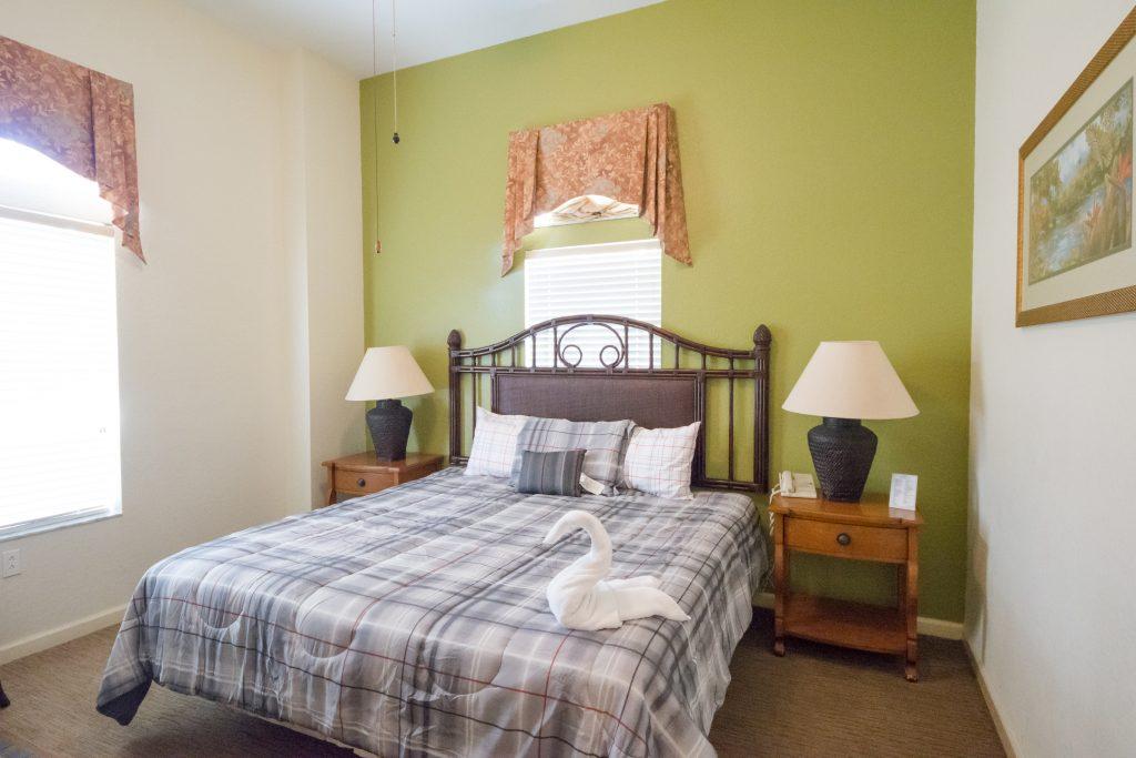 orlando vacation rental homes bedroom